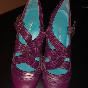Size 6 1/2 Madden Girl Dress Shoes